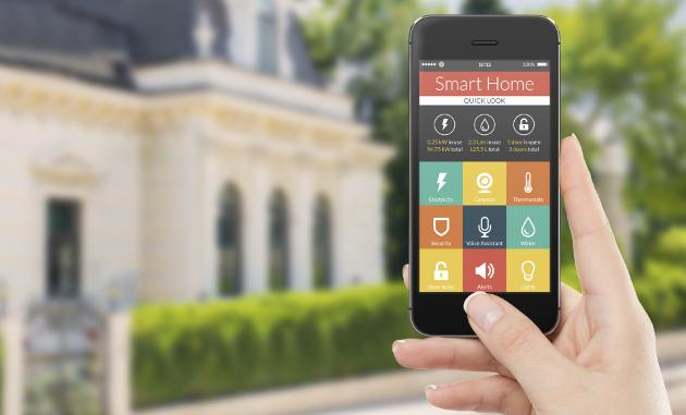 smart home casa inteligente hogar