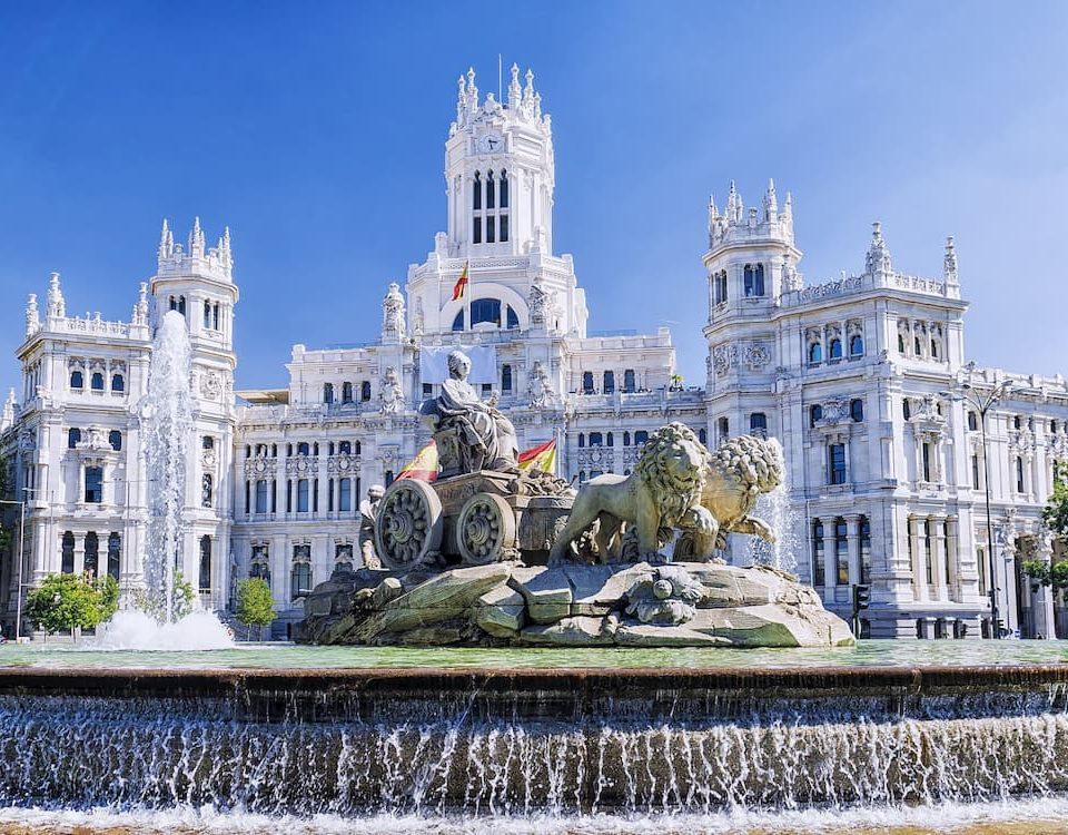 invertir sector inmobiliario Madrid