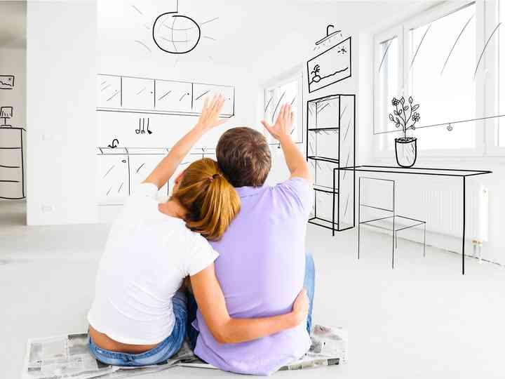 comprar casa pareja sin problemas